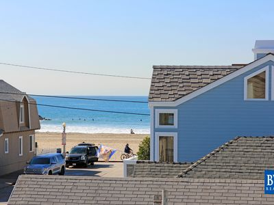 Photo for Ocean View Steps from the Sand in this Newly Renovated Beach Condo!