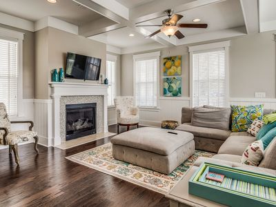 Photo for Reduced 2020 Rates! 2,515 Sq Ft, Resort Pool, 4 Bikes, Beach!- Southern Bliss at NatureWalk