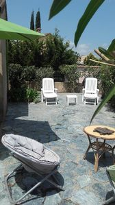 Photo for Charming house air-conditioned 5 minutes walk from the sea