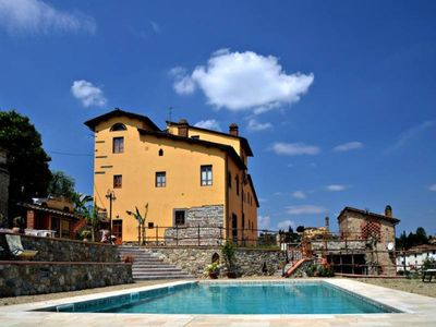 Photo for The Farm Poderaccio: relax in the hills of Florence twenty minutes from the center of the city!