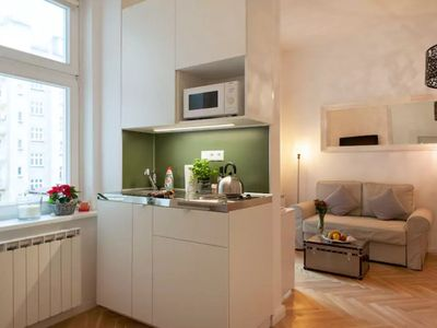 Photo for Apartment 962 m from the center of Prague with Lift, Internet, Washing machine, Balcony (987468)