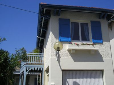 Photo for Fully renovated Workshop - 4/5 px - 200m from the beach