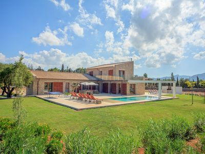 Photo for Luxury Villa - La Vinya - Near Puerto Pollenca, Mallorca, check the VIDEO