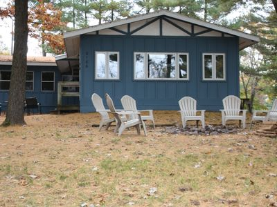 Photo for Castle Rock Lake Cabin Near Lake ~ Close To Wisconsin Dells ~ Peaceful Retreat!