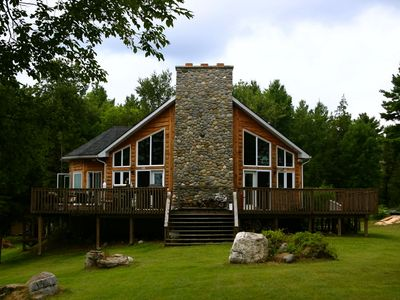 Photo for Custom Beaver Lake Cottage