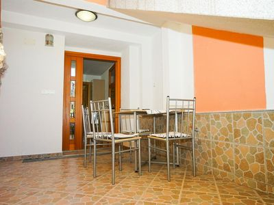 Photo for One bedroom apartment with terrace Ždrelac, Pašman (A-15318-a)
