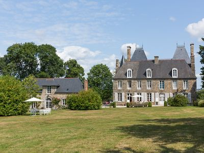 Photo for 15 bedroom Chateau, sleeps 35 with Pool and FREE WiFi