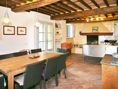 Photo for Relax in greenery and breathtaking views in charming house over Lucca hills