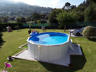 Photo for House in Vigo with pool and 1200 m plot