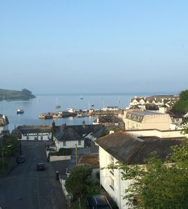 Photo for Four Bedroom house overlooking St Mawes Harbour