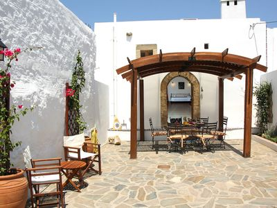 Photo for 1BR House Vacation Rental in Archangelos