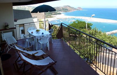 Photo for 2BR Apartment Vacation Rental in Capo d'Orlando