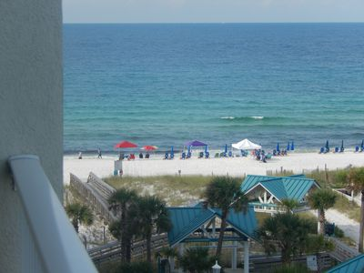 Photo for SeaCrest 710 Top FL Views! Avail. Aug. 4-7. & 11-16 White Beaches So Close!