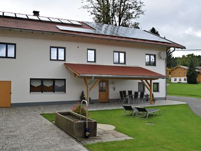 Photo for Spacious apartment on a farm in the Bavarian Forest