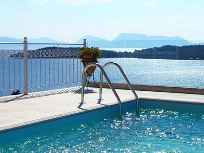 Photo for 20% DISCOUNT FOR JUNE /New luxury house with pool and wonderful view