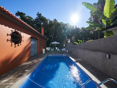 Photo for Private Swimming pool villa