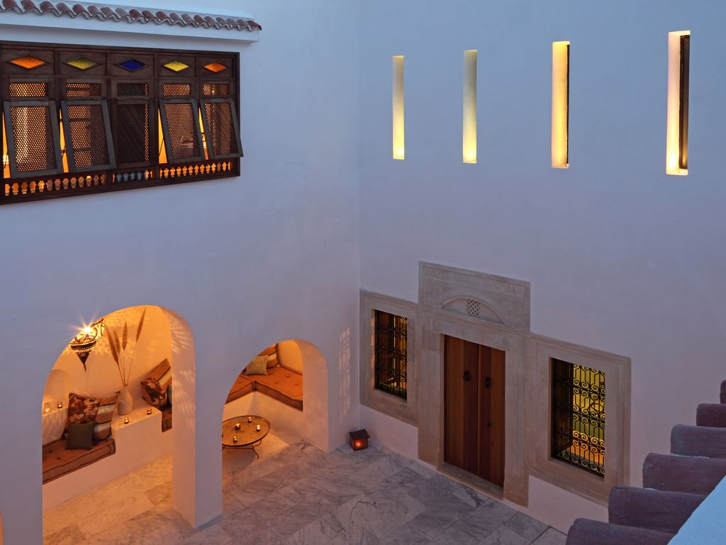 Dar Sabri, an exclusive place combining tradition and modernity ...