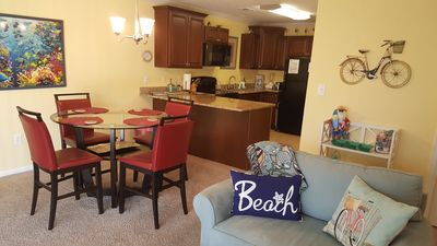 Photo for One bedroom Condo on 30A - across the street from the Beach - sleep up to 4!!!