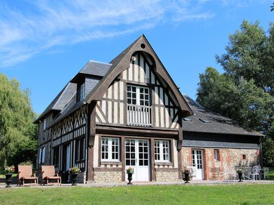 Photo for Norman family house [15 min Deauville]