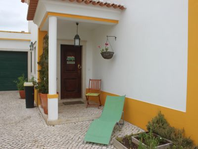 Photo for Independent Villa with garden, very quiet area 5 minutes from the beach -Free wifi
