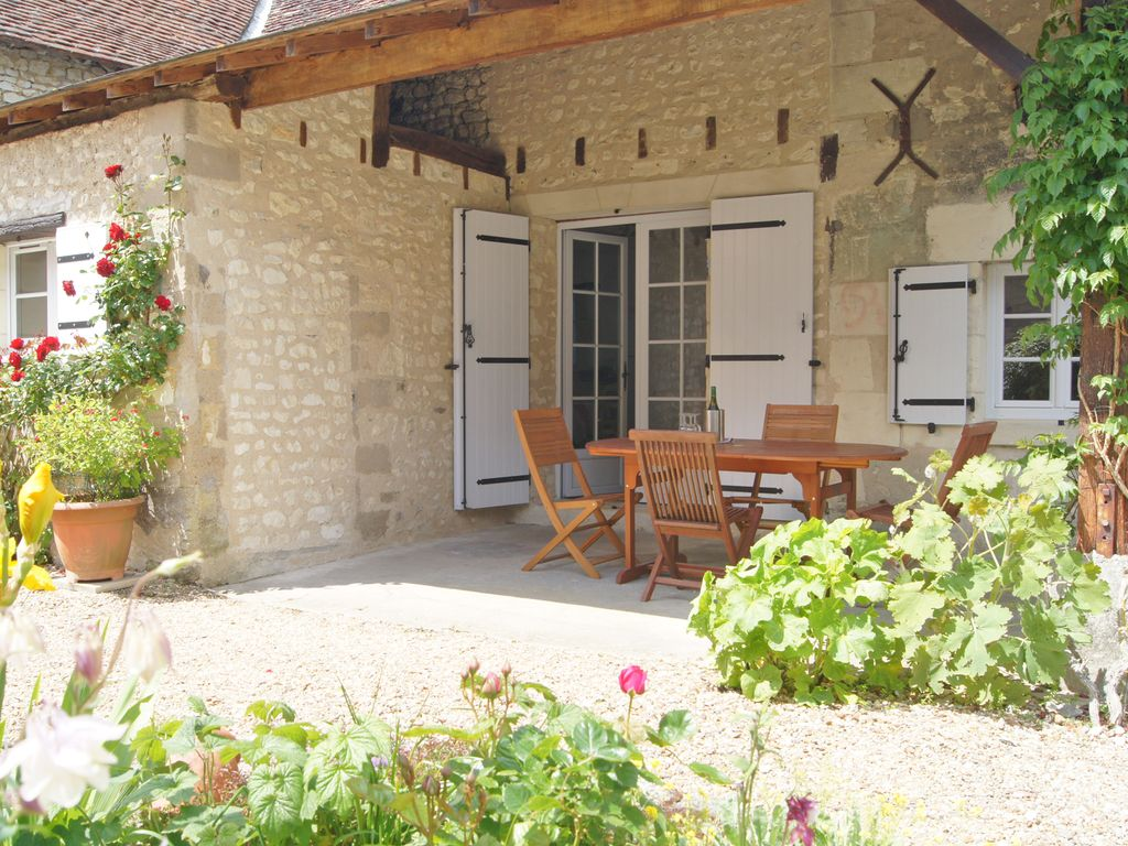 Large converted barn with garden and homeaway bournan for Convert pool to garden
