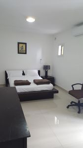 Photo for Air conditioned room + sde