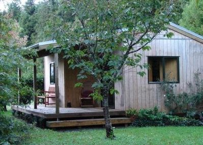 Boutique Cottage with Covered Veranda