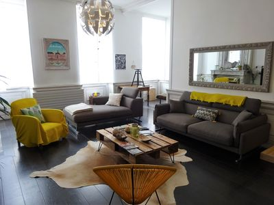 Photo for Vintage and modern spirit Apartment in Chartrons