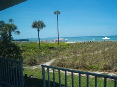 Photo for WEEKLY BEACHSIDE VACATION RENTAL WITH GULF VIEWS