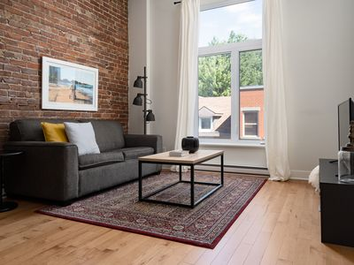 Photo for Artsy 2BR in The Village by Sonder