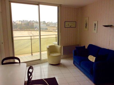 Photo for 2BR Apartment Vacation Rental in Dinard, Bretagne
