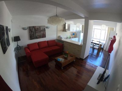 Photo for Apartment near the beach for families up to 6 people