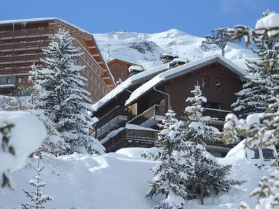 Photo for Comfortable Chalet With Incredible Views Over the Valley