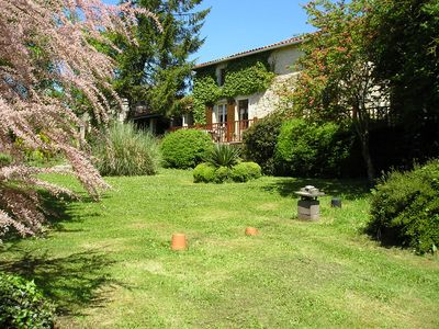 Photo for La Courbee is a lovely farmhouse ideal for a relaxing stay in the charente sun.