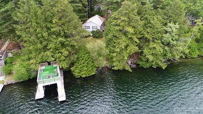 Photo for Charming Winnipesaukee Waterfront in Meredith with great Sun Deck