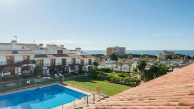 Photo for Pueblo de Paloma is a quaint Andalusian style town house is located in Calahonda