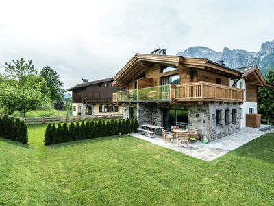 Photo for Modern Holiday Home in Leogang with Private Sauna