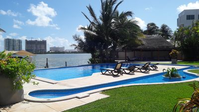 Photo for Beautiful Villa Facing The Water - Perfect for Families/Couples, very spacious