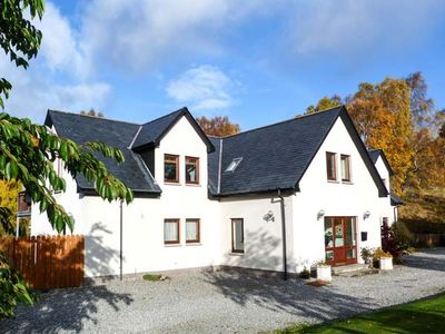 Photo for AN TORR, family friendly, with a garden in Newtonmore, Ref 906812