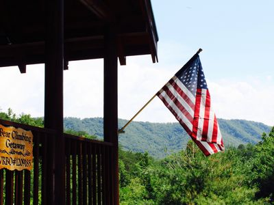 Photo for 2BR Cabin Vacation Rental in Pigeon Forge, Tennessee