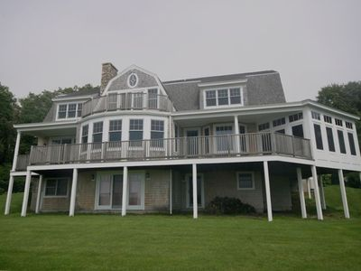 Photo for Beautiful Beachfront 6 BR  House in Kittery Point - Sleeps 12