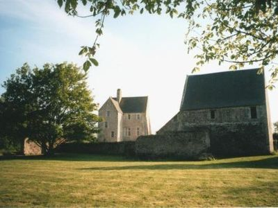 Photo for Self Catering 11 C Chateau in regional park of Normandy near D Day beaches