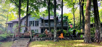 Photo for Spacious Northwoods Home - Perfect for Families - Great Fishing!!