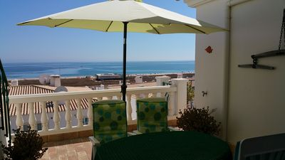 Photo for Apartment in Lagos with fantastic sea views, 300m to the beach 11568 / AL