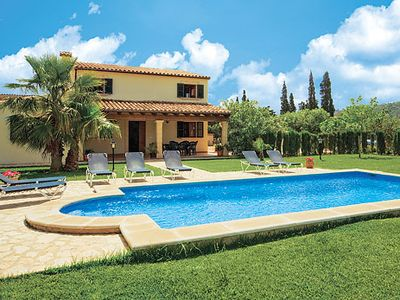 Photo for Impressive Villa w/pool, within easy driving distance to Pollensa