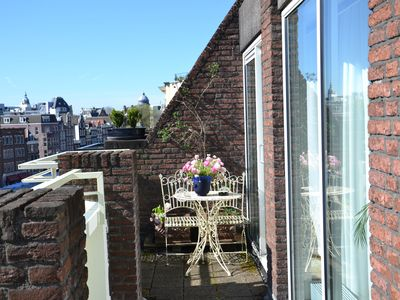 Luxurious Penthouse  next to Hotel De L*Europe with short stay rental license.