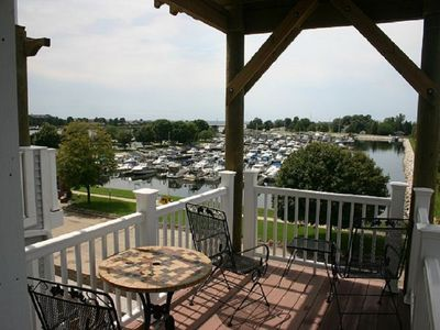 Port James is a 3rd Floor, 3 Bed, 2 Bath Condo w/Water Views & Large Balcony