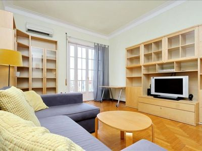 Photo for Trieste  apartment in Piazza Bologna with integrated air conditioning, balcony & lift.