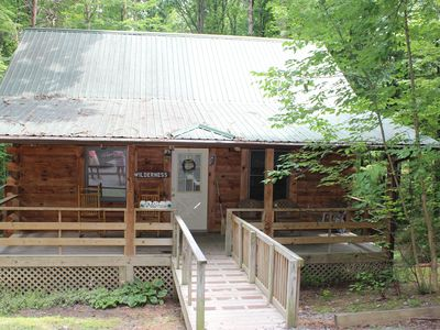 Photo for Wild and Wonderful Wilderness Cabin
