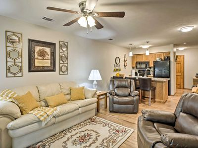 Photo for NEW! Walk-In Level Branson Condo w/Rsrt Amenities!
